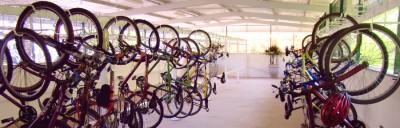 Biking in Brazil